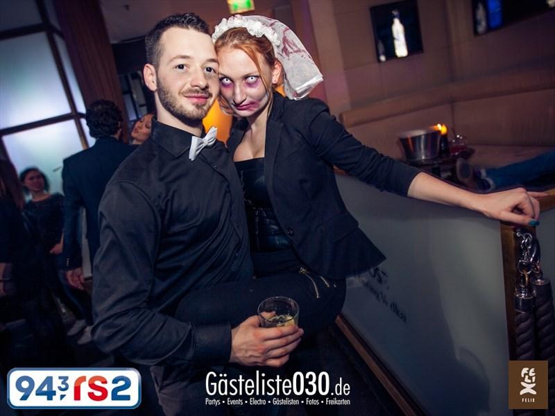 https://www.gaesteliste030.de/Partyfoto #105 Felix Berlin vom 31.10.2013