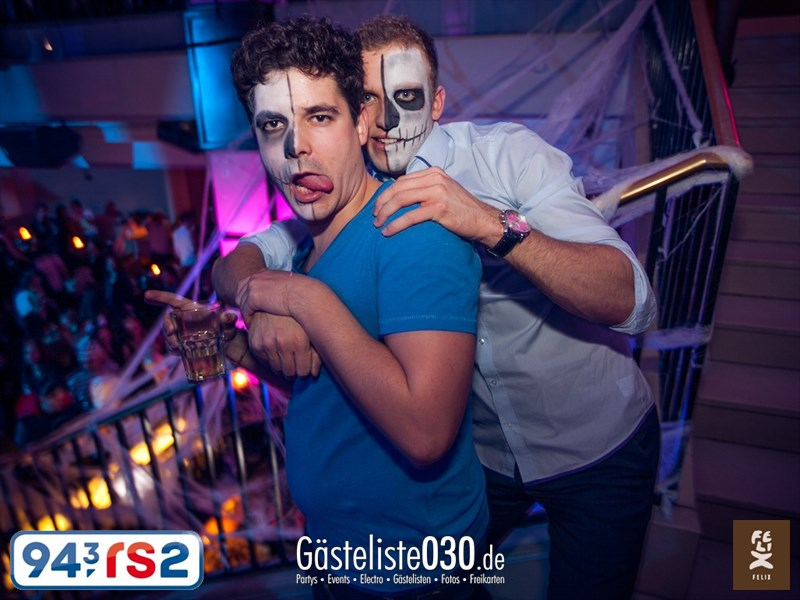 https://www.gaesteliste030.de/Partyfoto #31 Felix Berlin vom 31.10.2013