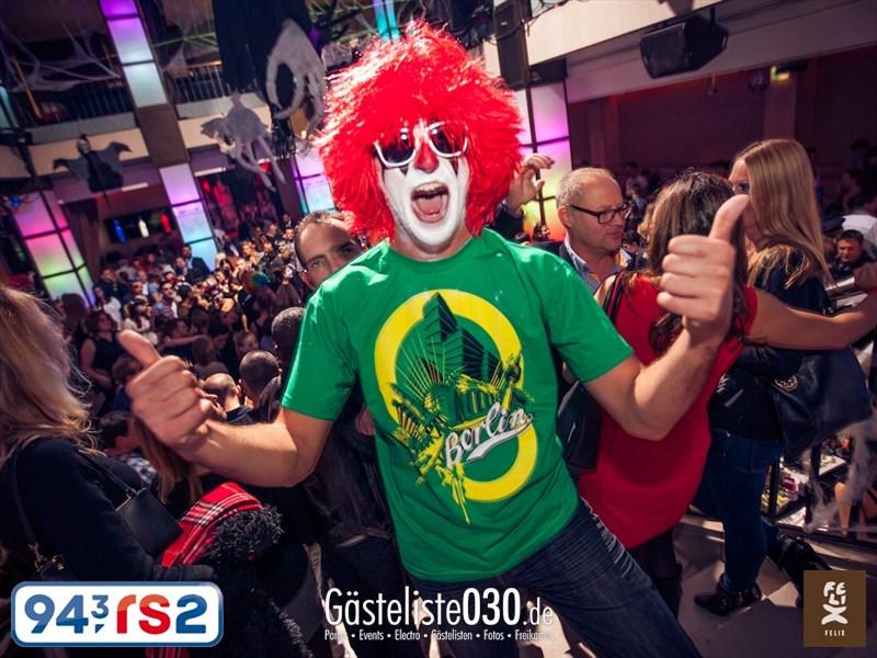 https://www.gaesteliste030.de/Partyfoto #16 Felix Berlin vom 31.10.2013
