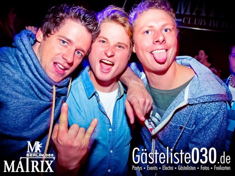 https://www.gaesteliste030.de/Partyfoto #74 Matrix Berlin vom 07.11.2013