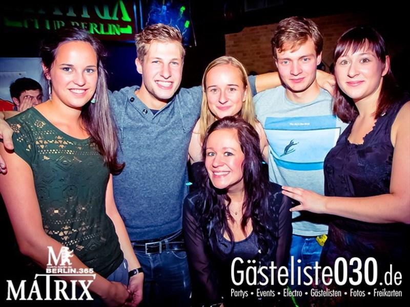 https://www.gaesteliste030.de/Partyfoto #63 Matrix Berlin vom 07.11.2013