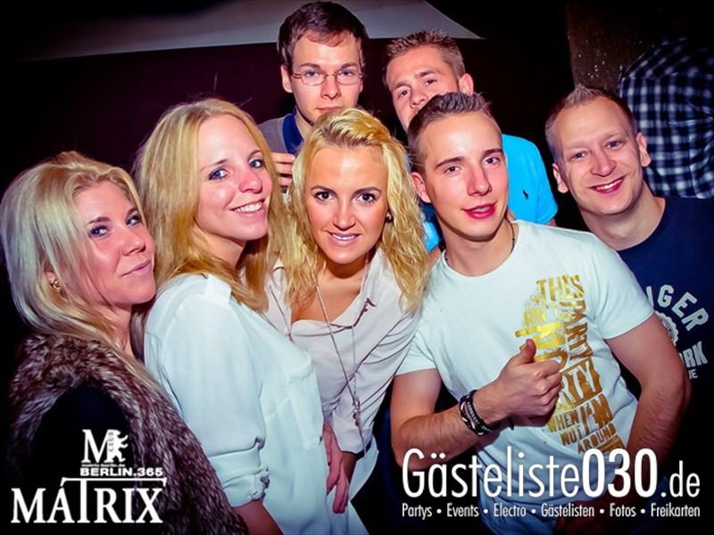 https://www.gaesteliste030.de/Partyfoto #19 Matrix Berlin vom 07.11.2013