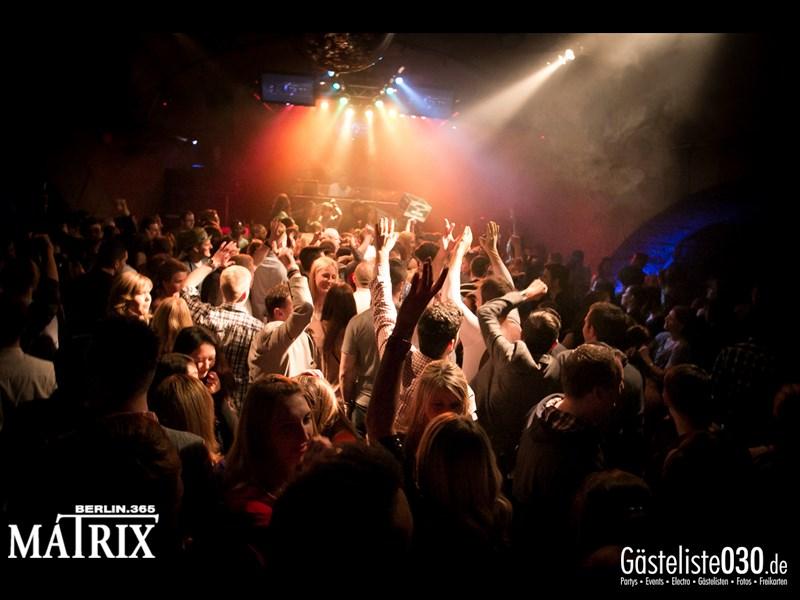 https://www.gaesteliste030.de/Partyfoto #46 Matrix Berlin vom 23.11.2013