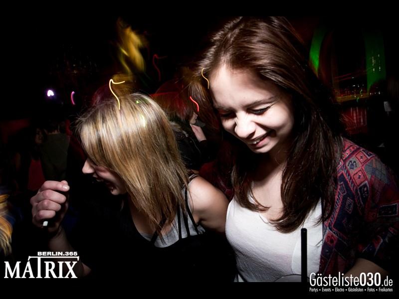 https://www.gaesteliste030.de/Partyfoto #101 Matrix Berlin vom 23.11.2013