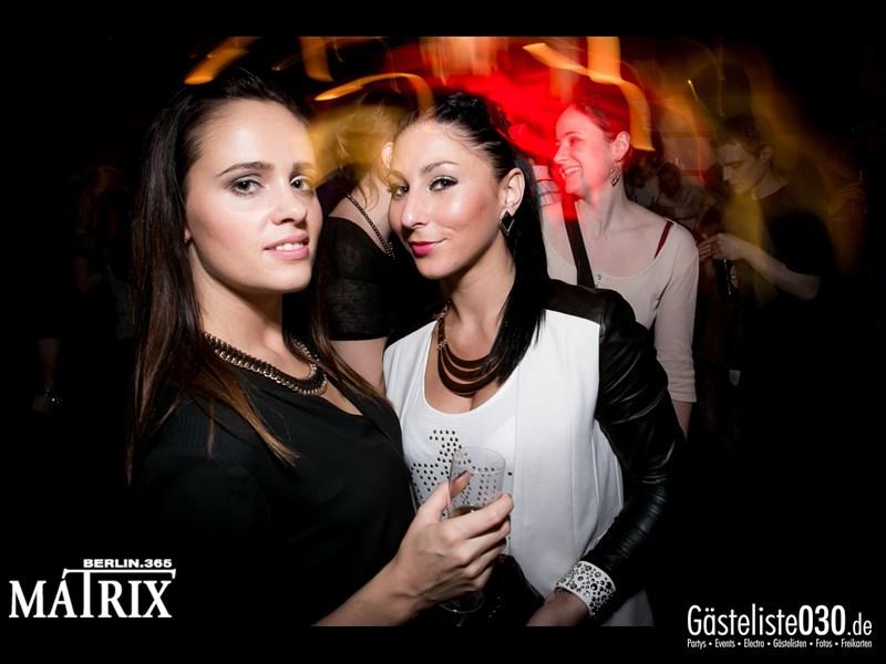 https://www.gaesteliste030.de/Partyfoto #27 Matrix Berlin vom 23.11.2013