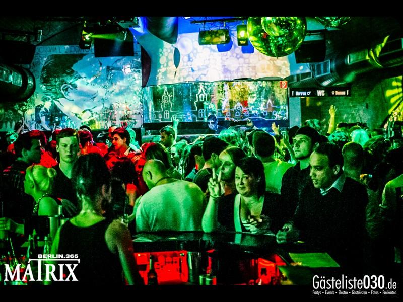 https://www.gaesteliste030.de/Partyfoto #177 Matrix Berlin vom 01.11.2013