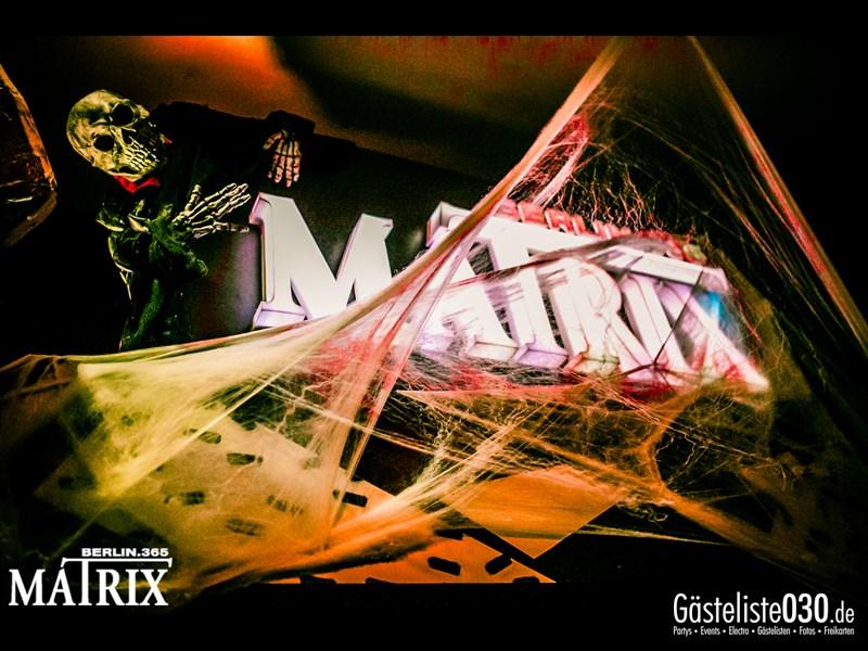 https://www.gaesteliste030.de/Partyfoto #52 Matrix Berlin vom 01.11.2013