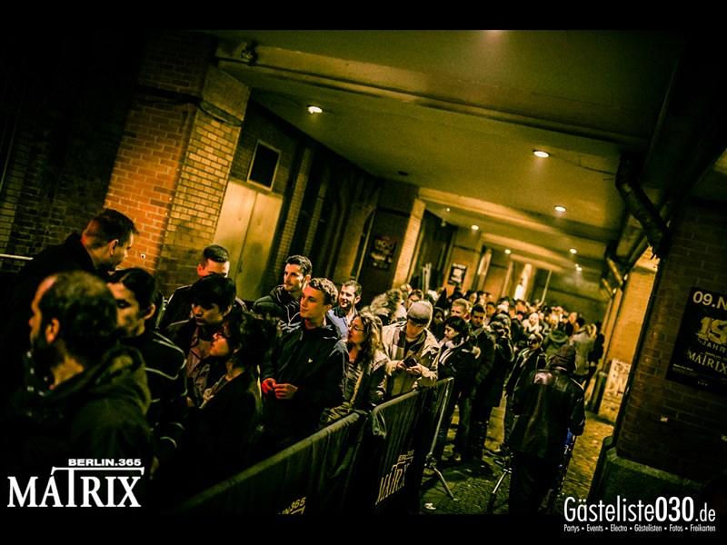 https://www.gaesteliste030.de/Partyfoto #72 Matrix Berlin vom 01.11.2013