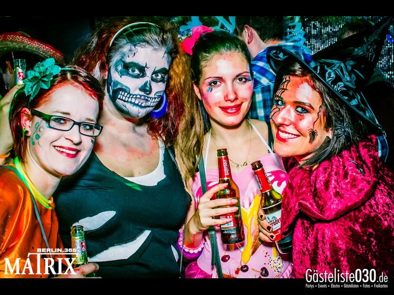 https://www.gaesteliste030.de/Partyfoto #25 Matrix Berlin vom 01.11.2013