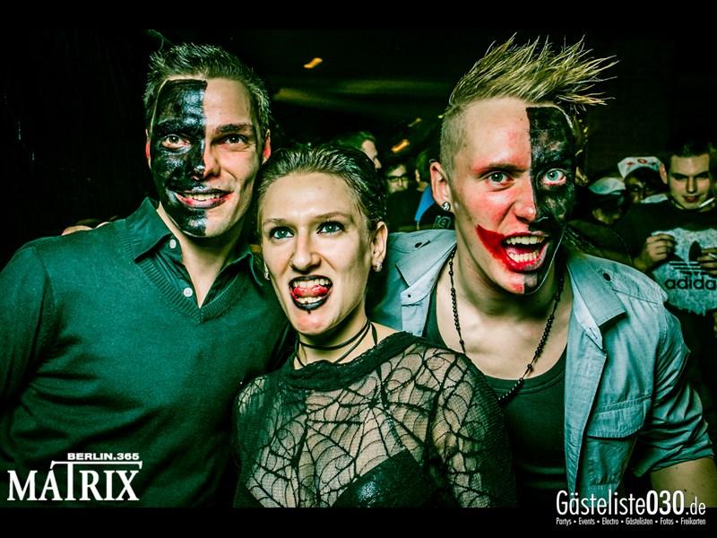 https://www.gaesteliste030.de/Partyfoto #98 Matrix Berlin vom 01.11.2013