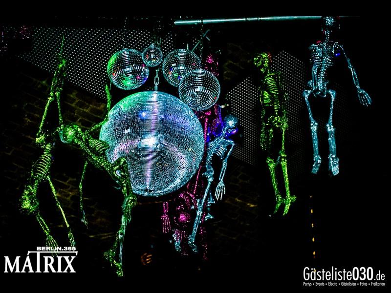 https://www.gaesteliste030.de/Partyfoto #133 Matrix Berlin vom 01.11.2013