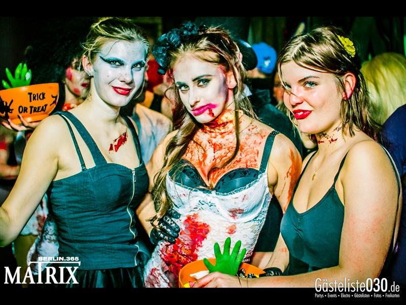 https://www.gaesteliste030.de/Partyfoto #86 Matrix Berlin vom 01.11.2013