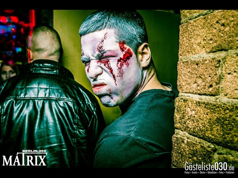 https://www.gaesteliste030.de/Partyfoto #28 Matrix Berlin vom 01.11.2013