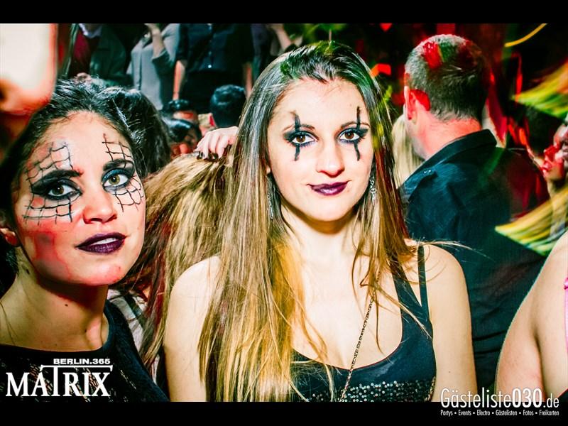 https://www.gaesteliste030.de/Partyfoto #74 Matrix Berlin vom 01.11.2013