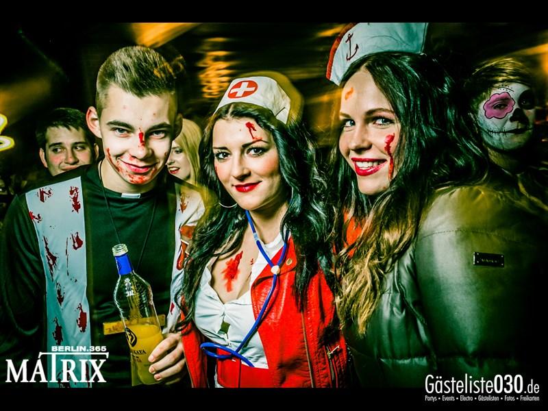 https://www.gaesteliste030.de/Partyfoto #43 Matrix Berlin vom 01.11.2013