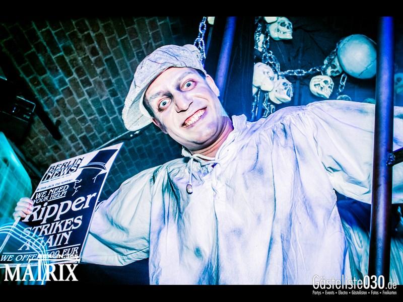 https://www.gaesteliste030.de/Partyfoto #107 Matrix Berlin vom 01.11.2013