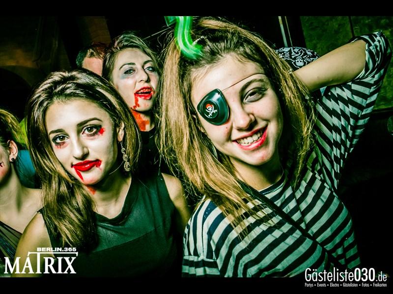 https://www.gaesteliste030.de/Partyfoto #106 Matrix Berlin vom 01.11.2013