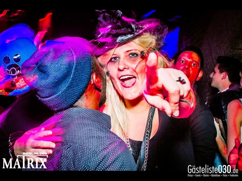 https://www.gaesteliste030.de/Partyfoto #45 Matrix Berlin vom 01.11.2013