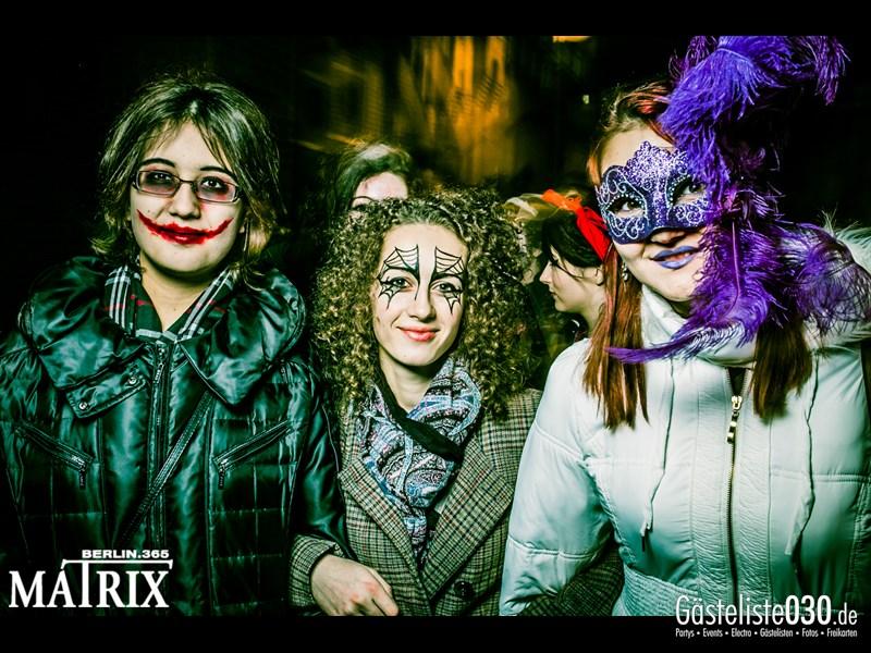 https://www.gaesteliste030.de/Partyfoto #68 Matrix Berlin vom 01.11.2013