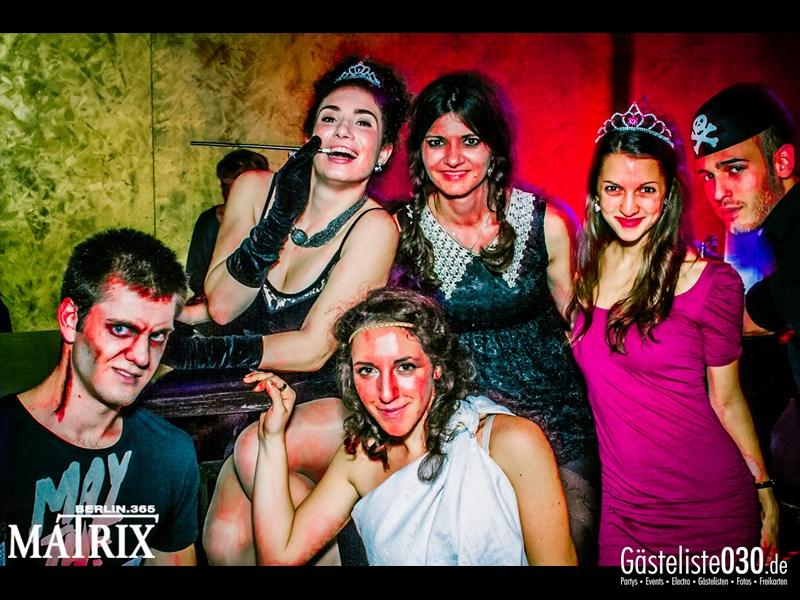 https://www.gaesteliste030.de/Partyfoto #162 Matrix Berlin vom 01.11.2013