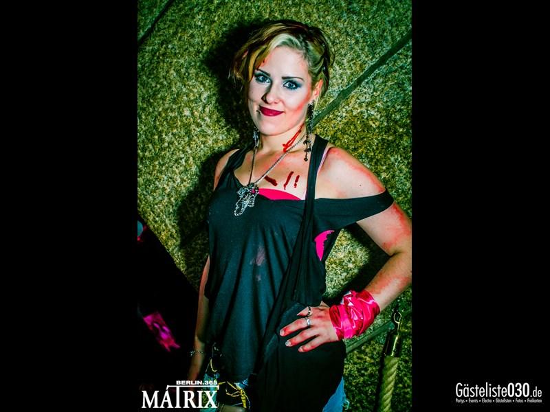 https://www.gaesteliste030.de/Partyfoto #168 Matrix Berlin vom 01.11.2013