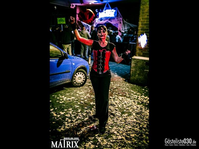 https://www.gaesteliste030.de/Partyfoto #60 Matrix Berlin vom 01.11.2013