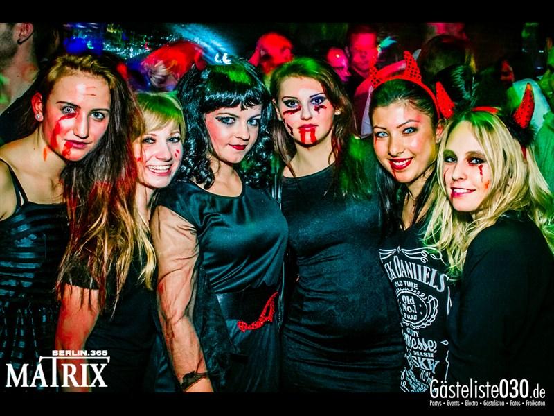https://www.gaesteliste030.de/Partyfoto #140 Matrix Berlin vom 01.11.2013