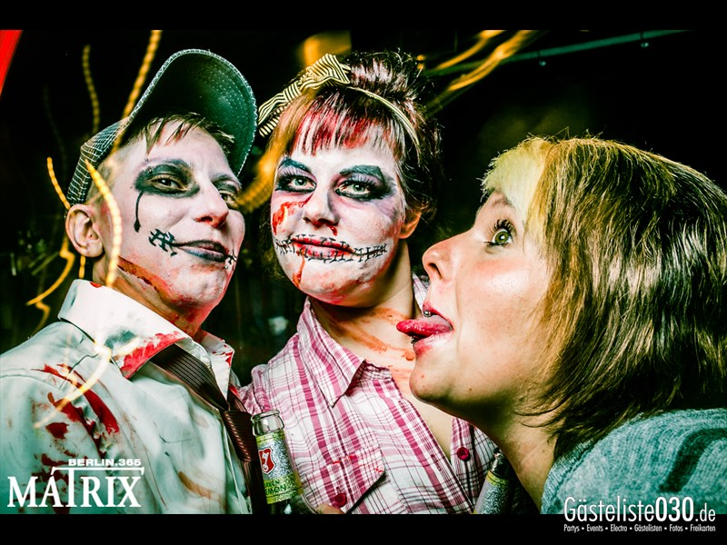 https://www.gaesteliste030.de/Partyfoto #145 Matrix Berlin vom 01.11.2013