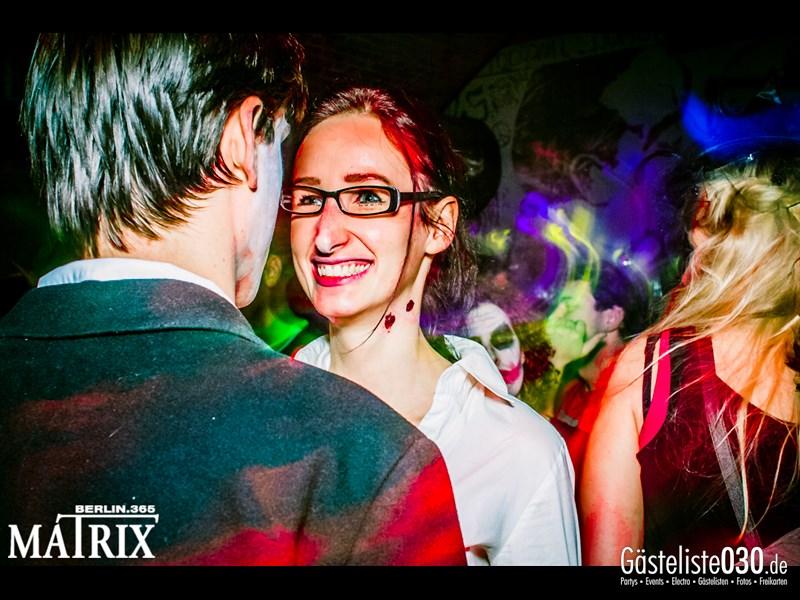 https://www.gaesteliste030.de/Partyfoto #100 Matrix Berlin vom 01.11.2013