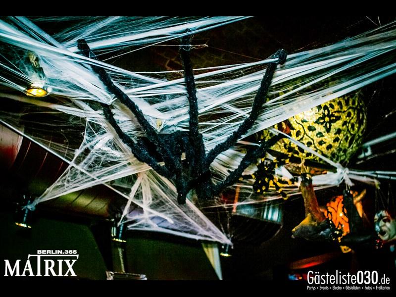 https://www.gaesteliste030.de/Partyfoto #115 Matrix Berlin vom 01.11.2013