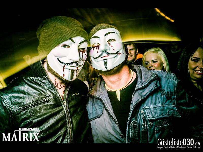 https://www.gaesteliste030.de/Partyfoto #159 Matrix Berlin vom 01.11.2013
