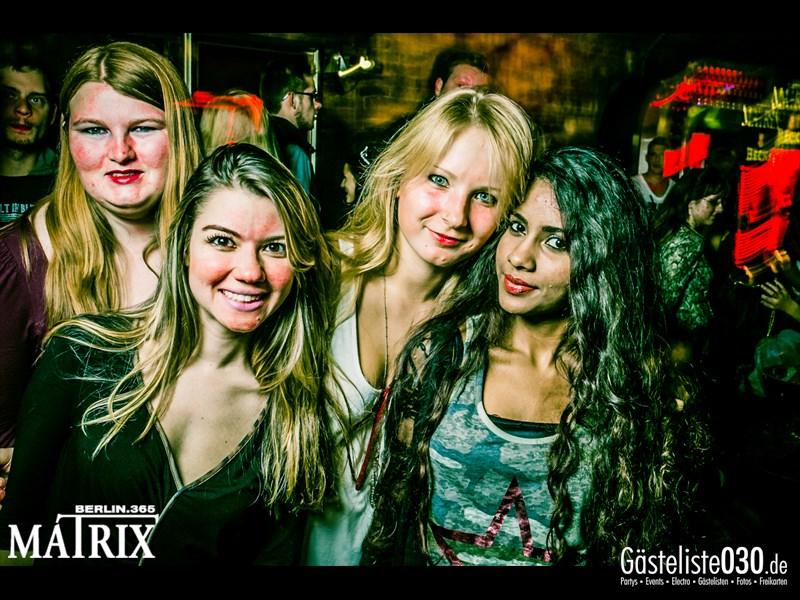 https://www.gaesteliste030.de/Partyfoto #134 Matrix Berlin vom 01.11.2013