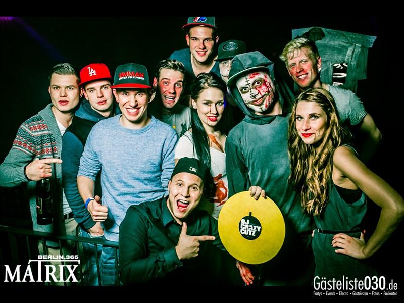 https://www.gaesteliste030.de/Partyfoto #11 Matrix Berlin vom 01.11.2013