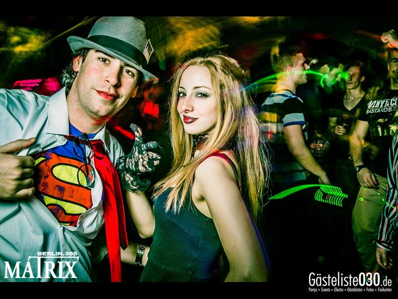 https://www.gaesteliste030.de/Partyfoto #188 Matrix Berlin vom 01.11.2013