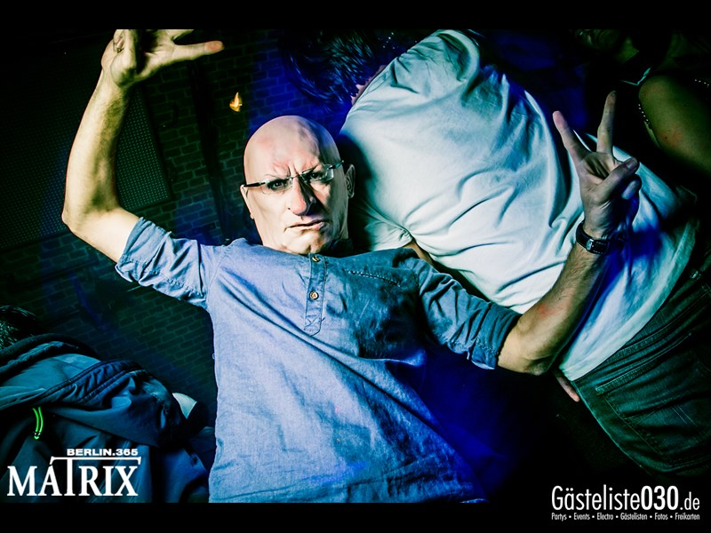 https://www.gaesteliste030.de/Partyfoto #58 Matrix Berlin vom 01.11.2013