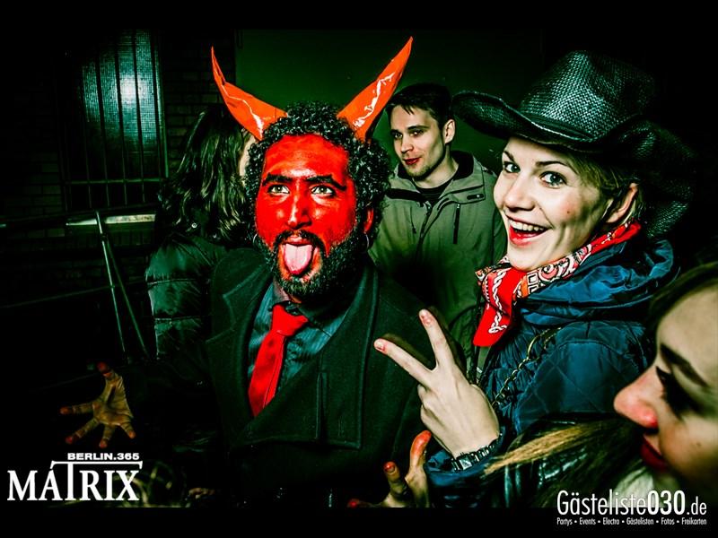 https://www.gaesteliste030.de/Partyfoto #166 Matrix Berlin vom 01.11.2013