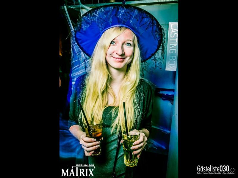 https://www.gaesteliste030.de/Partyfoto #113 Matrix Berlin vom 01.11.2013