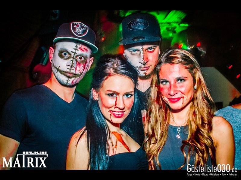 https://www.gaesteliste030.de/Partyfoto #187 Matrix Berlin vom 01.11.2013