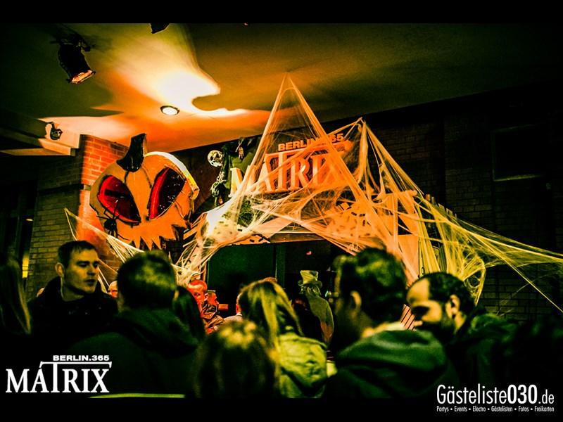 https://www.gaesteliste030.de/Partyfoto #108 Matrix Berlin vom 01.11.2013