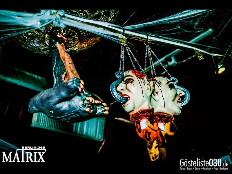 https://www.gaesteliste030.de/Partyfoto #192 Matrix Berlin vom 01.11.2013