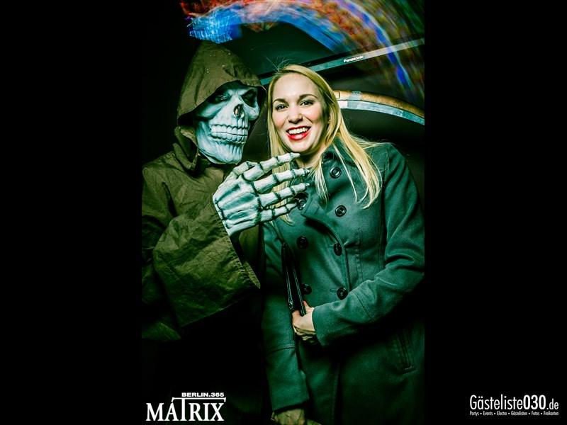 https://www.gaesteliste030.de/Partyfoto #30 Matrix Berlin vom 01.11.2013