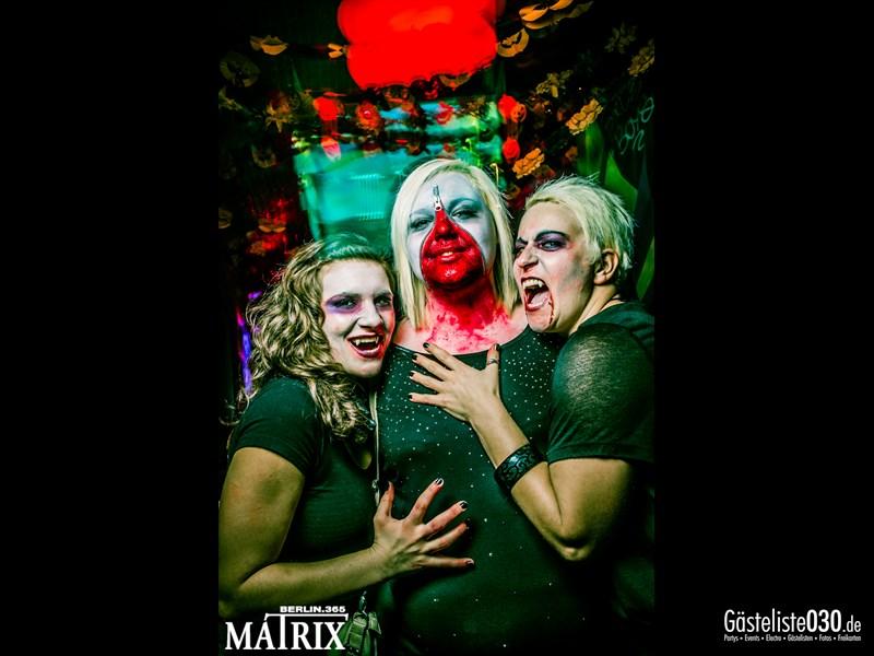 https://www.gaesteliste030.de/Partyfoto #22 Matrix Berlin vom 01.11.2013