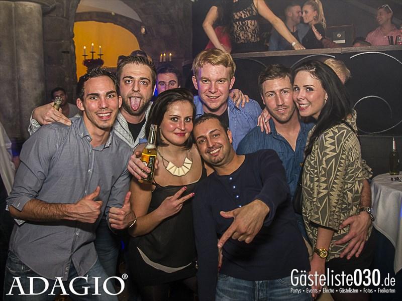 https://www.gaesteliste030.de/Partyfoto #50 ADAGIO Berlin vom 23.11.2013