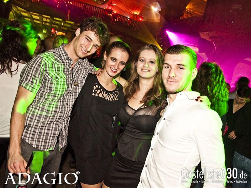 https://www.gaesteliste030.de/Partyfoto #90 ADAGIO Berlin vom 15.11.2013