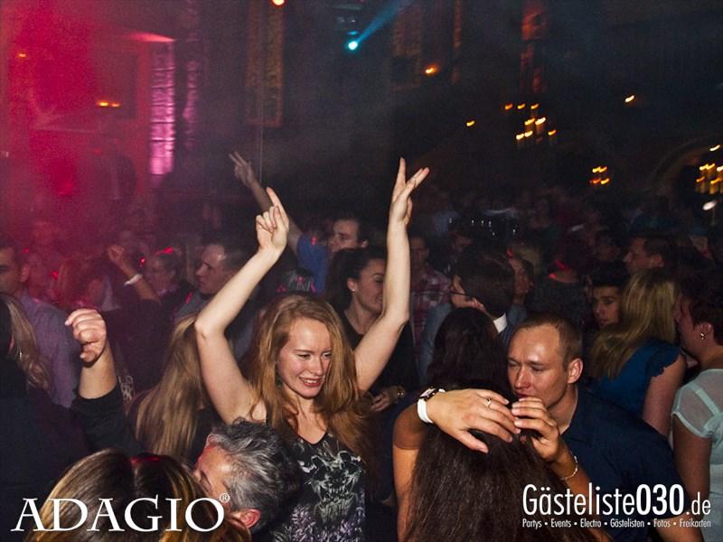 https://www.gaesteliste030.de/Partyfoto #48 ADAGIO Berlin vom 15.11.2013