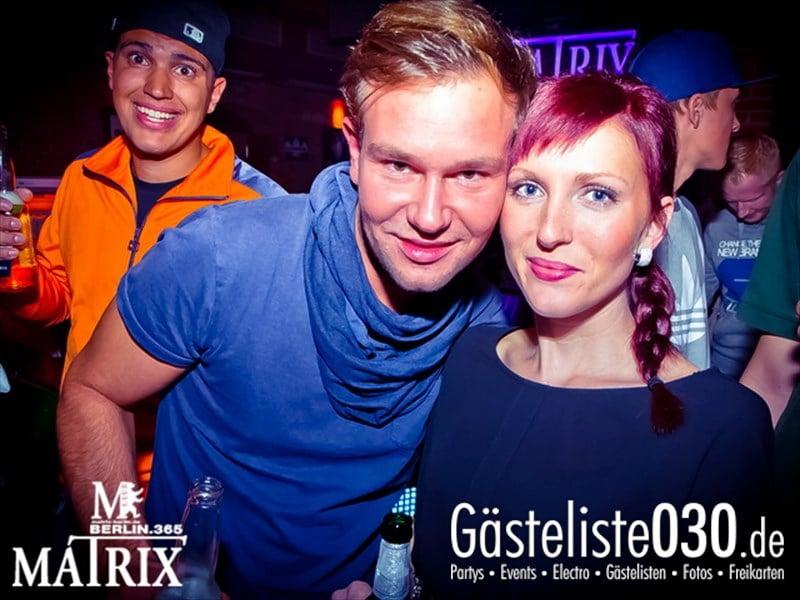 https://www.gaesteliste030.de/Partyfoto #29 Matrix Berlin vom 30.10.2013