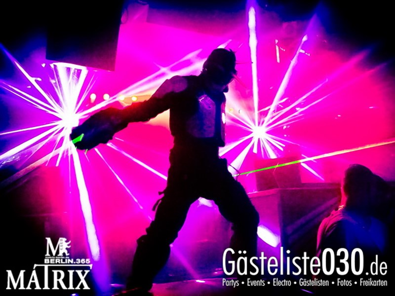 https://www.gaesteliste030.de/Partyfoto #36 Matrix Berlin vom 30.10.2013