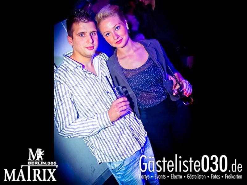 https://www.gaesteliste030.de/Partyfoto #52 Matrix Berlin vom 30.10.2013
