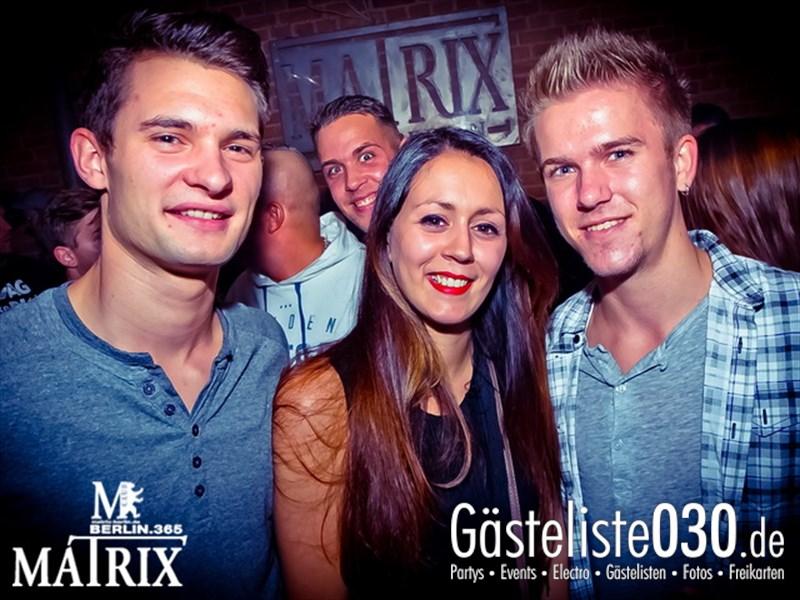 https://www.gaesteliste030.de/Partyfoto #89 Matrix Berlin vom 30.10.2013