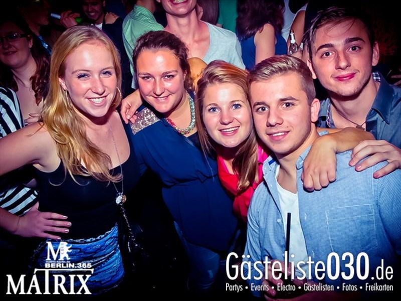 https://www.gaesteliste030.de/Partyfoto #54 Matrix Berlin vom 30.10.2013